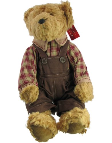 Russ Berrie Bears of the Past Ferguson Dressed