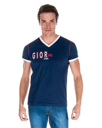 Giorgio di Mare T-Shirt Manica Corta [Blu Navy]