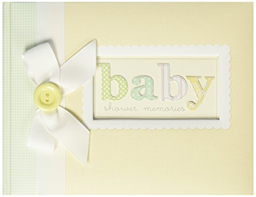 C.R. Gibson Keepsake Book, Baby Shower