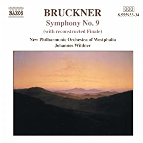 Symphony No. 9 in D Minor, WAB 109 (original 1894 version, ed. L. Nowak): III. Adagio: Langsam, feierlich