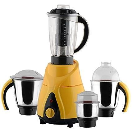 Anjalimix Spectra 750W Juicer Mixer Grinder (4 Jars)
