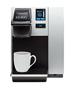 Coffee Maker With Water Line : Amazon.com: Keurig K150P Commercial Brewing System Pre-assembled for Direct-water-line Plumbing ...