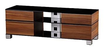 "Sonorous MD 9240-B-INX-APL Holz TV-Möbel fur 60"" Fernseher"