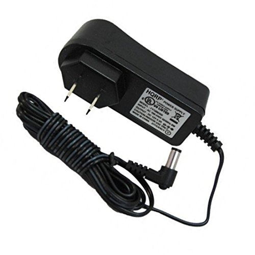 HQRP AC Adapter compatible with Mint 4200 / 4205 [Automatic Hard Floor Cleaner] Battery Charger / Power Supply Cord plus HQRP Coaster (Mint Floor Cleaner Battery compare prices)