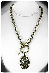 "Twilight Breaking Dawn ""Rosalie's"" Prop Replica Necklace"