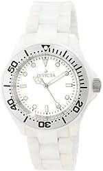 Invicta Women's 1181 Ceramic White Dial Watch