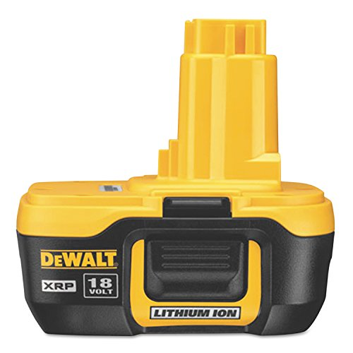 DEWALT DC9182 18V XRP Lithium Ion Battery (18 Volt Lithium Ion Battery compare prices)