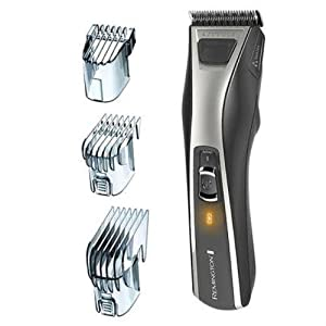 remington hair clippers accelerator 2 in 1 hair beard trimmer cordless health. Black Bedroom Furniture Sets. Home Design Ideas