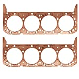 SCE Gaskets S13525 BBC ISC Titan Copper Hd Gaskets 4.520 x .050