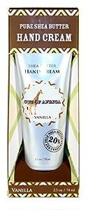 Out of Africa Hand Cream, Vanilla, 2.5 Fluid Ounce