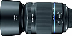 Samsung 50-200 mm f/4-5.6 Lens for NX Series Cameras from Samsung