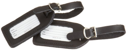 lewis-n-clark-2-pack-leather-luggage-tag-black-one-size