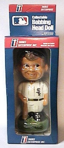 Chicago White Sox Bobbing Bobble Head Doll at Amazon.com