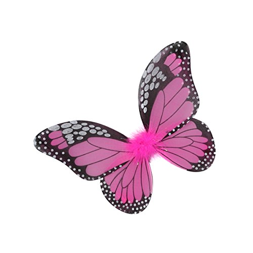Girls Monarch Butterfly Wings (Choose Color)