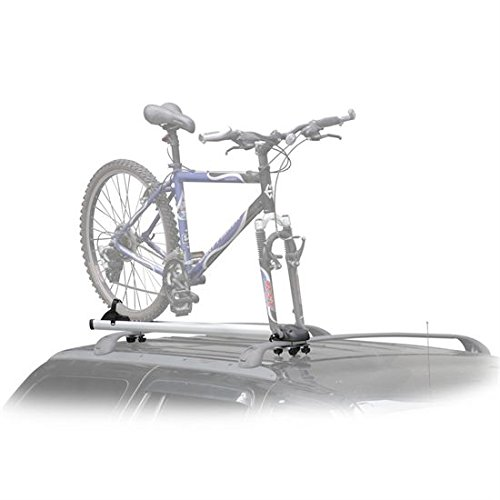 galleon aluminum fork mount roof bicycle rack