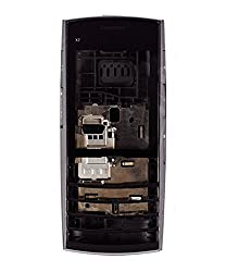 TOTTA Replacement Full Body Housing Panel For Nokia X2-02- Black