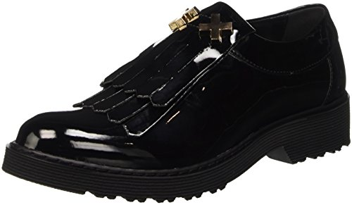 Cult Rose CLE102661, Scarpe Low-Top Donna, Nero, 41 EU