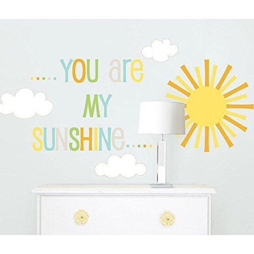 Koala Baby You Are My Sunshine Wall Art Kit - 1