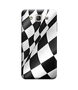 Ebby Premium Back Cover For Samsung Galaxy On7(Designer Case)