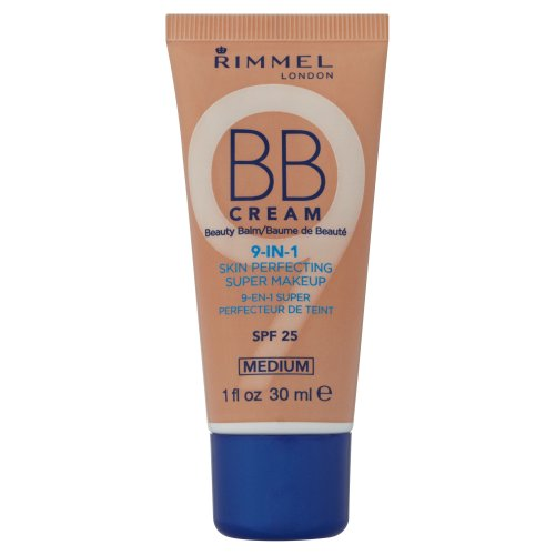 Rimmel, BB Cream 9-in-1 Super Makeup, tono chiaro