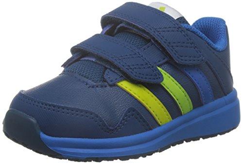 adidas Snice 4 CF I - Scarpe da ginnastica Unisex Bebè, taglia 27, colore Multicolore