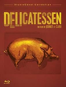 Delicatessen [Blu-ray] [UK Import]