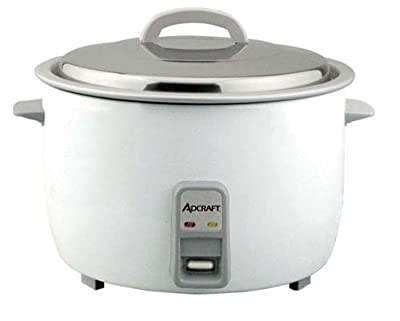 Adcraft Commercial 25 Cup Rice Cooker Electric (RC-E25) by Adcraft