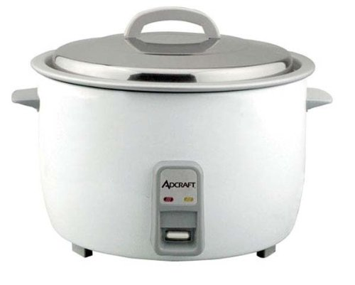 Adcraft Countertop Heavy Duty Rice Cooker, 25 Cup Capacity -- 1 each. (Rice Counter compare prices)
