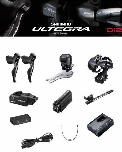 シマノ SHIMANO ULTEGRA 6870 Di2 Set 外装バッテリー・内蔵仕様(SM-JC41)