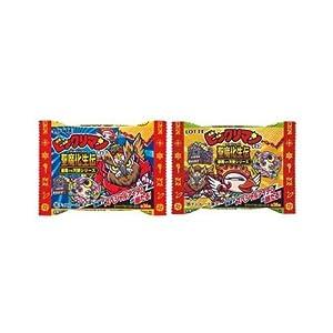 ロッテ ビックリマン 悪魔VS天使シリーズ第2弾 聖魔化生伝(せいまけしょうでん) 30個入り BOX