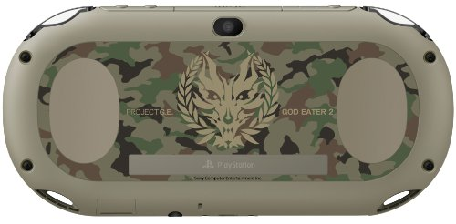 PlayStation Vita × GOD EATER 2 Fenrir Edition (PCHJ-10010)