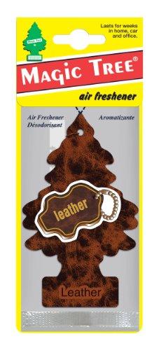 Car Freshener 10290 Little Tree Air Freshener-Leather