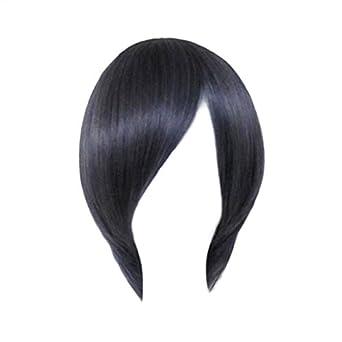 Dream2reality Cosplay_Kuroshitsuji(Black Butler)_Ciel_slim face_35cm_blue gray mix_Japanese kanekalon wigs