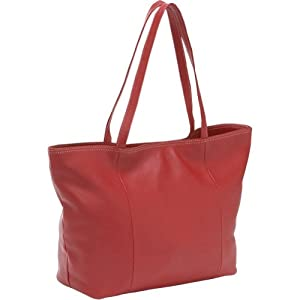 Piel Leather Tote by Piel Leather