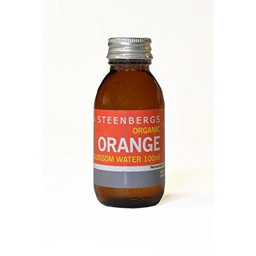 Steenbergs Orange Bio 100Ml D'Eau De Fleur