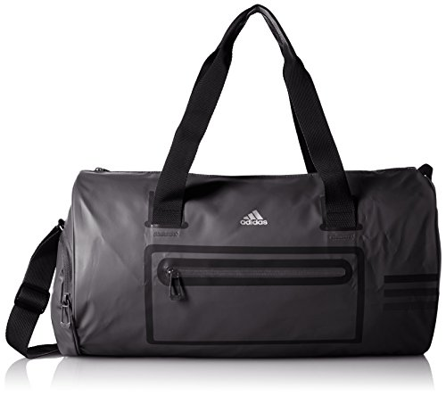 adidas Polyester 48 cms Black Travel Duffle (4056559175542)