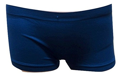 Seamless Activewear Fitted Stretch Yoga Running Bike Exercise Shorts Underwear