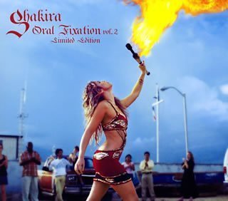 Shakira - Oral Fixation Vol.1 - Lyrics2You
