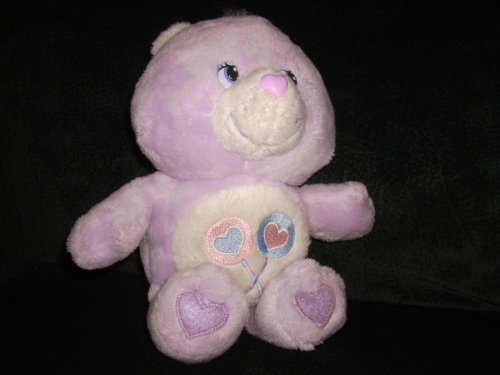 "Care Bears Baby ""Share Bear"" Singing the ABC's ""RARE"" - 1"
