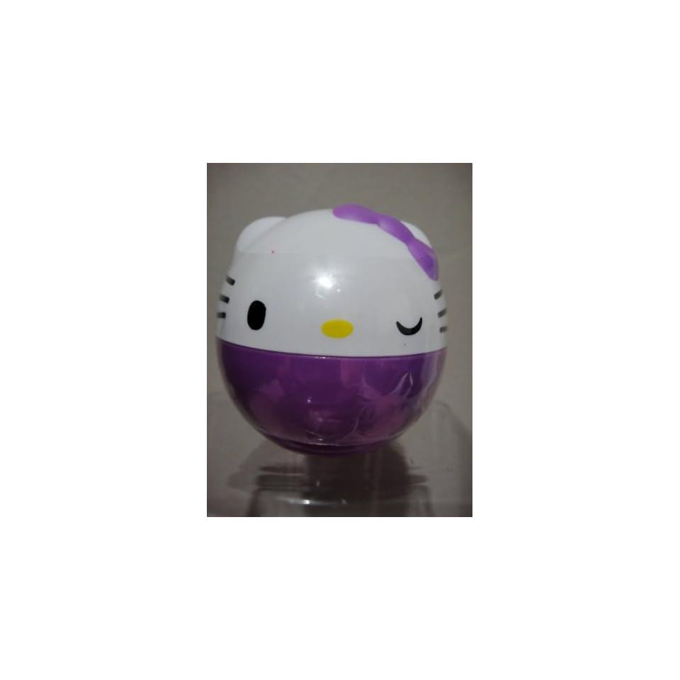 Hello Kitty Charm in Coin Capsule   Purple