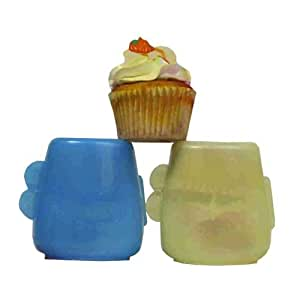 Cup-A-Cake Cupcake Holder, Set of 4