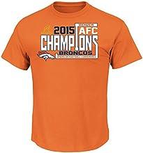 NFL Denver Broncos Men's Victory Dynamic VII Tee