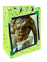 Man's Chest Gift Bag
