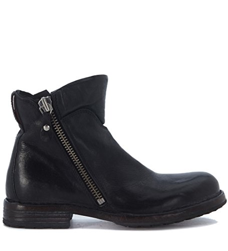STIVALETTO NERO ZIP - 38