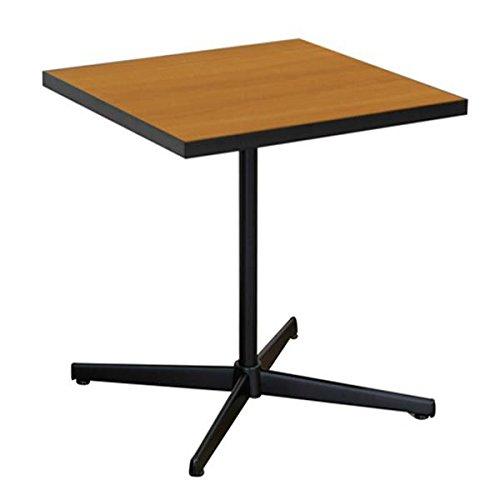 arne ダイニングテーブル 2人用 机 角型 高さ約70cm カフェテーブル 60TD 北欧モデル チーク