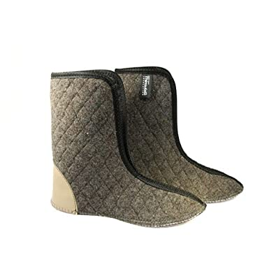 Amazon.com: Boot Liners 636 with 80% wool, Thinsulate(TM