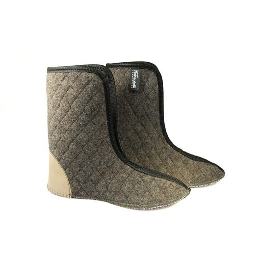 "Boot Liners 636 With 80% Wool, Thinsulate(Tm) & Cambrelle(Tm), 10"" Height, Size 12"