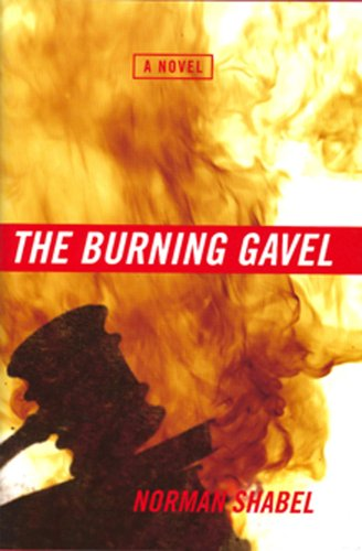 Book: The Burning Gavel by Norman Shabel