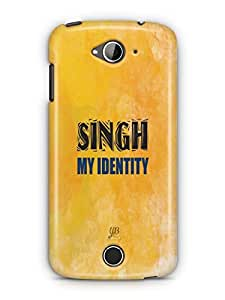 YuBingo Singh My Identity Mobile Case Back Cover for Acer Liquid Jade 530