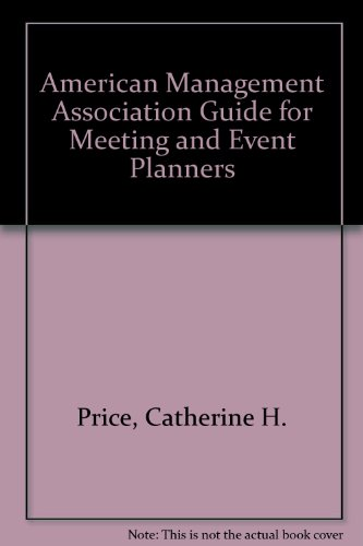 The Ama Guide for Meeting and Event Planners